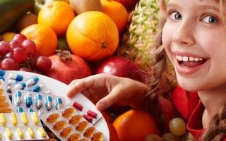 Для профилактики простуды у детей препараты