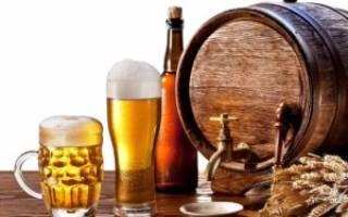 Лечение теплым пивом кашля