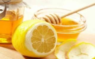 Глицерин и лимон от кашля