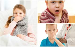 Чем лечить ребенка от кашля