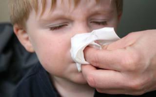 У ребенка 5 лет гайморит как лечить