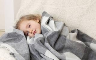 Как лечить ребенка при первых признаках простуды
