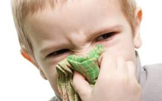 Капли в нос от зеленых соплей