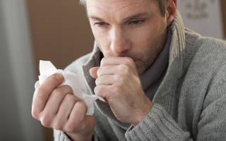 Сухой кашель больше года