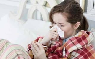 Как вылечить простуду народными средствами быстро